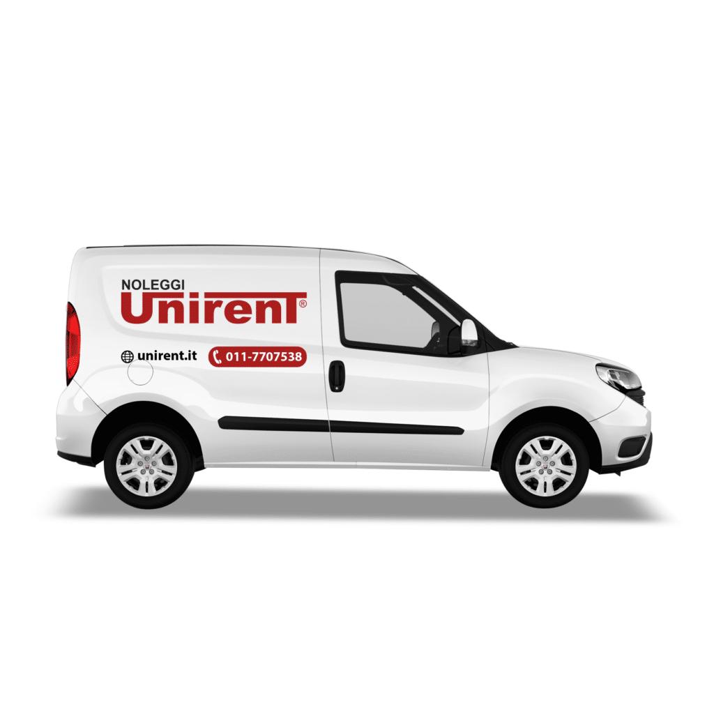 Noleggio furgoni mini cargo Torino